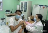 """福州启动""""第三针""""新冠疫苗加强免疫接种"""